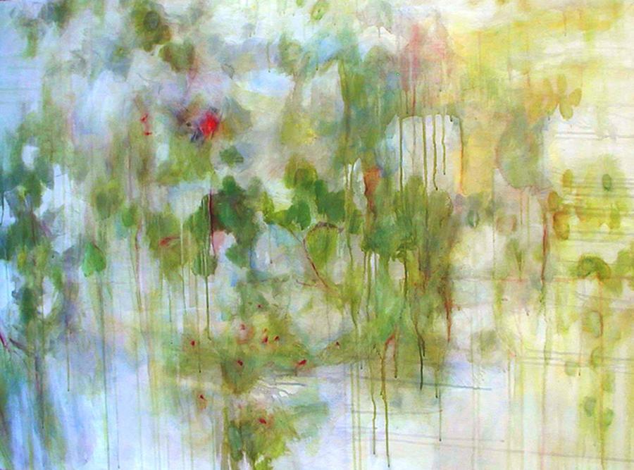 Northwest Spring by Jan Zoya