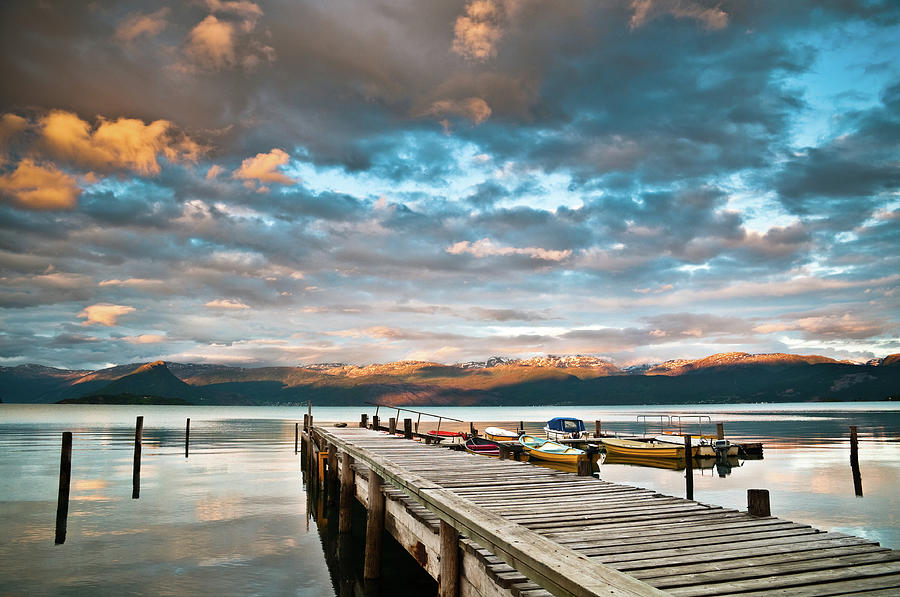 Norway Photograph by Ferrantraite
