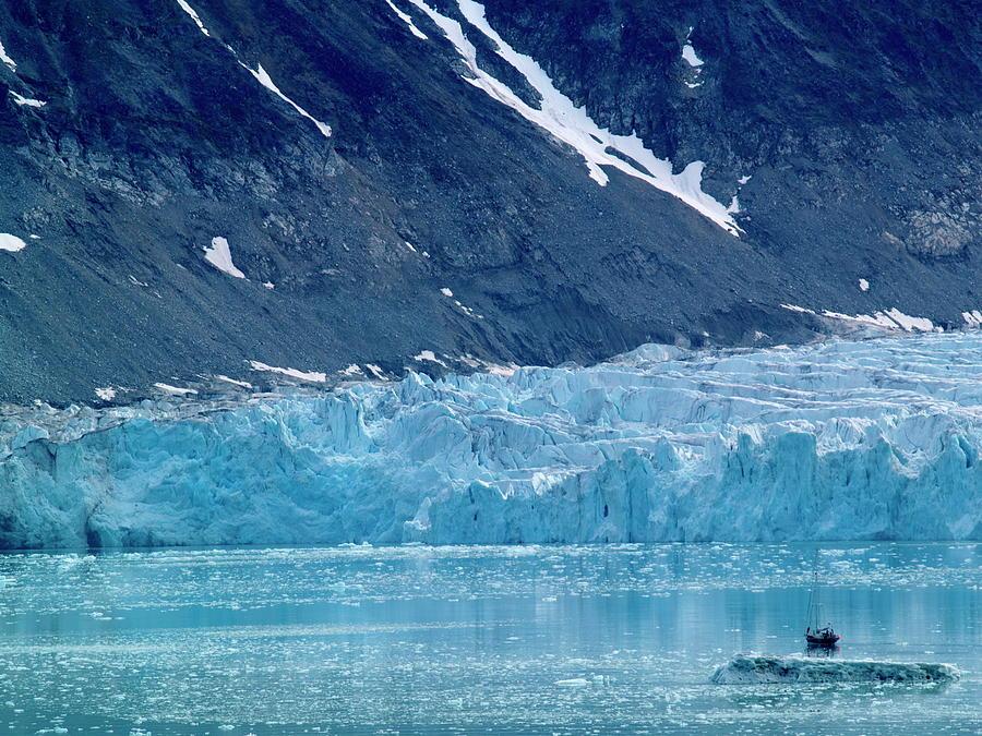 Norway Glacier Photograph by Sodapix Sodapix