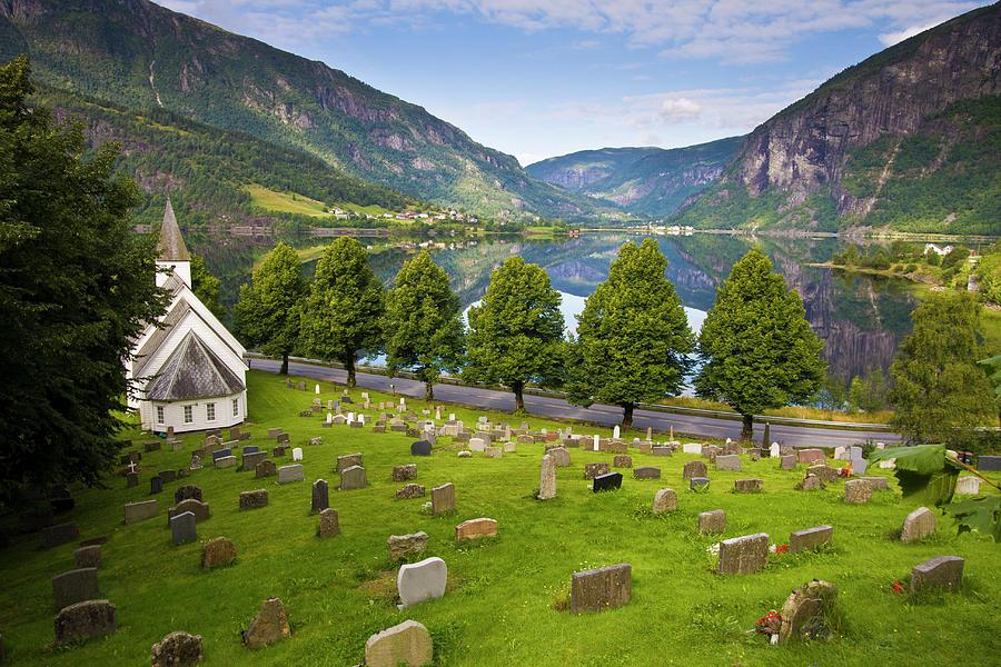 Norway Photograph by Manuel Romaris