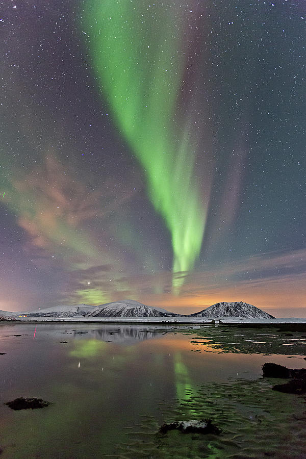 Norway Sky Photograph by By Frank Olsen, Norway