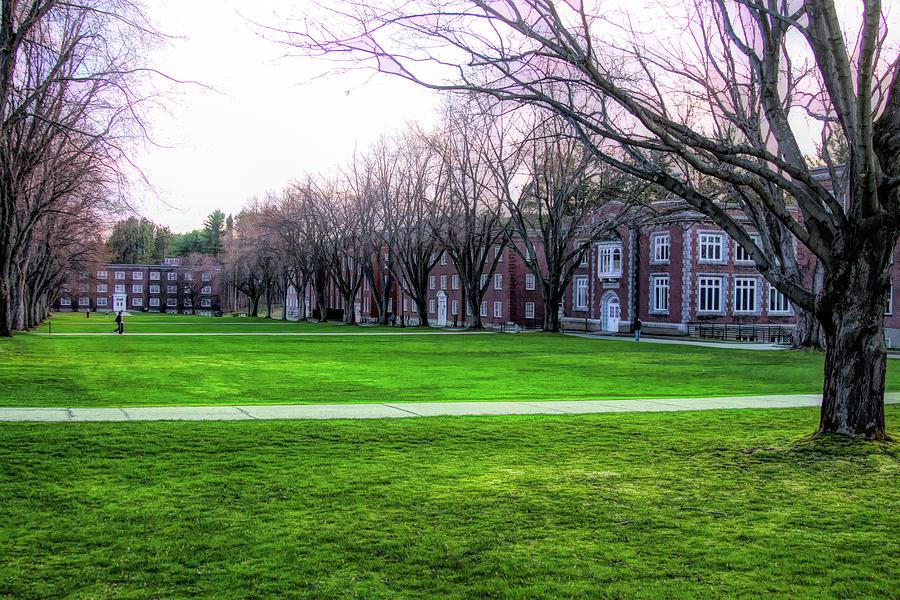 Norwich University Parade Ground by Jeff Folger