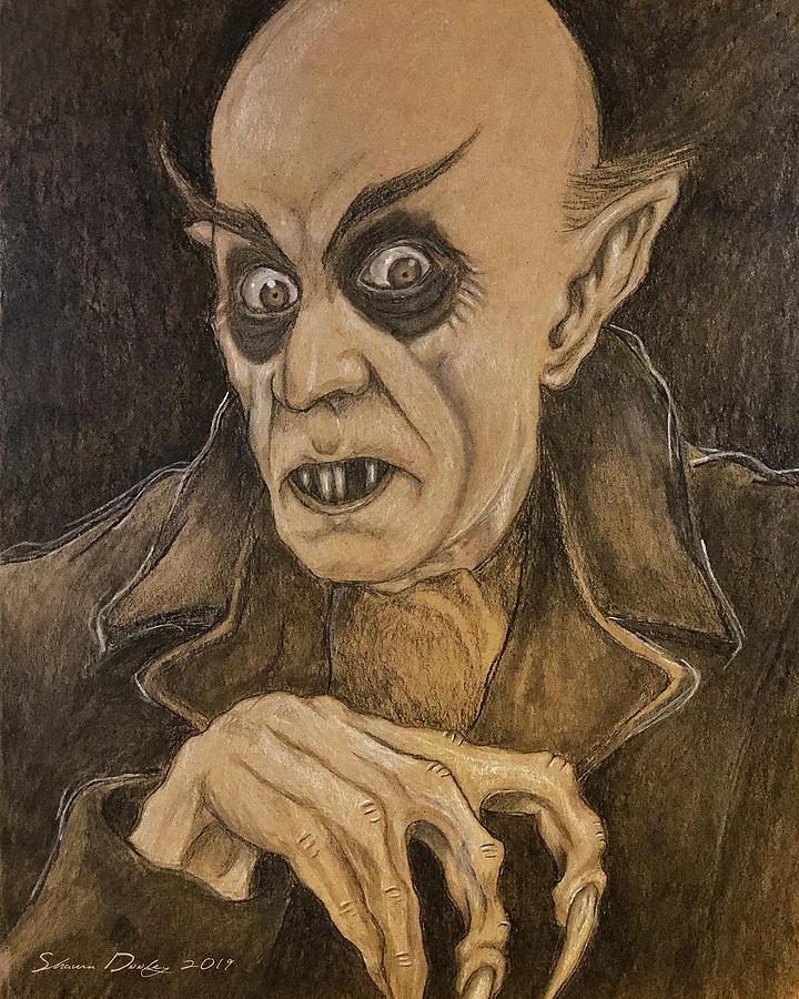 Nosferatu by Shawn Dooley
