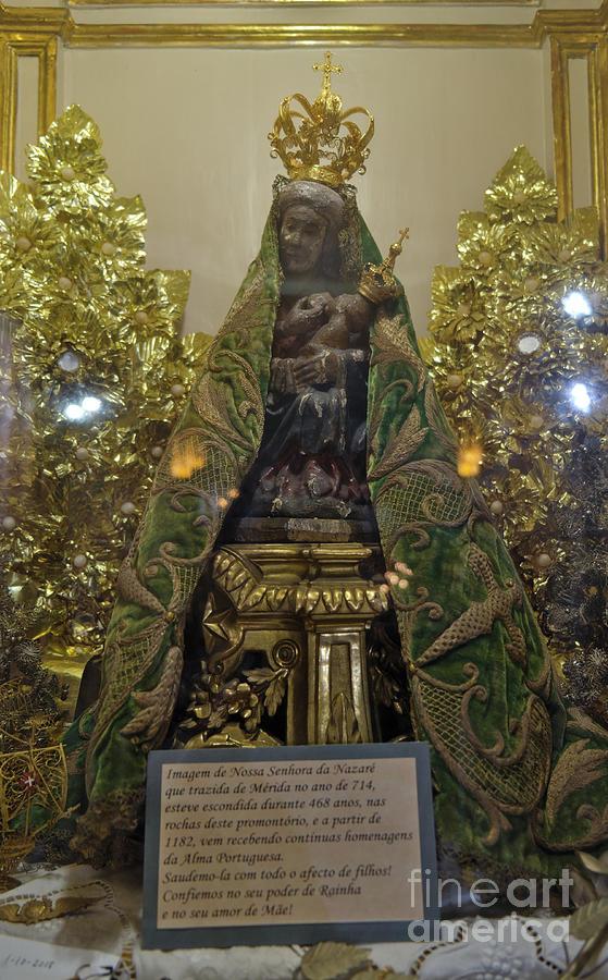 Nossa Senhora da Nazare by Angelo DeVal