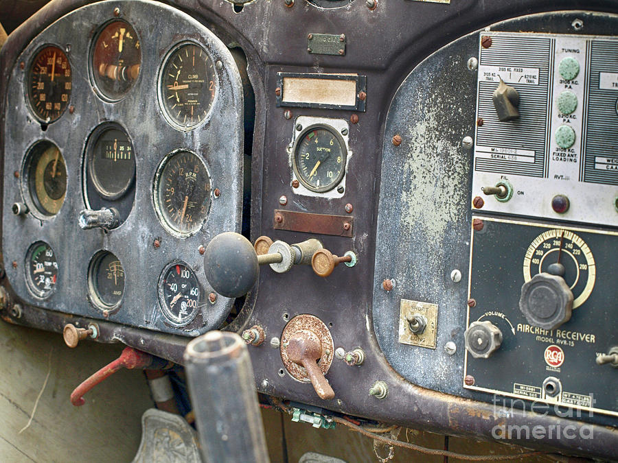 Airplanes Photograph - Nothing Passenger About This Plane  by Steven Digman