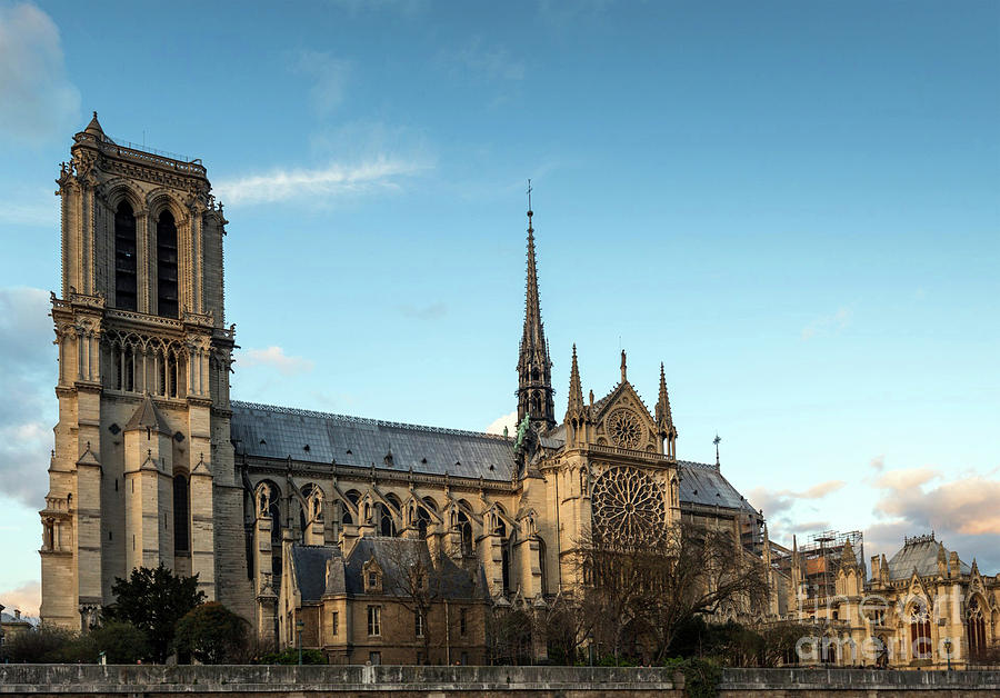 Notre Dame Cathedral  by Doc Braham