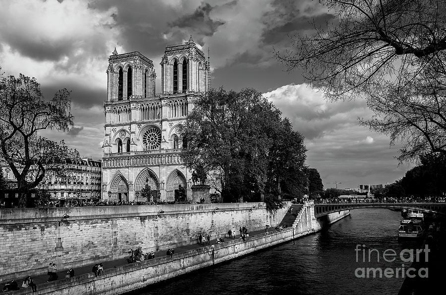 Notre Dame by Hernan Bua
