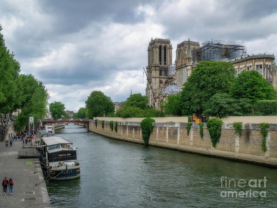 Notre Dame on the men by Izet Kapetanovic