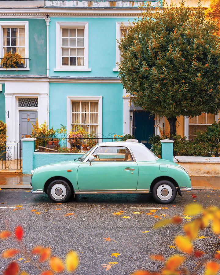 Notting Hill vibes by Gabor Estefan