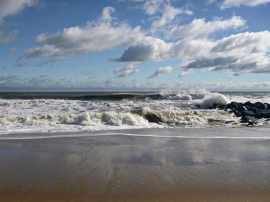 November Sea by Ellen Paull