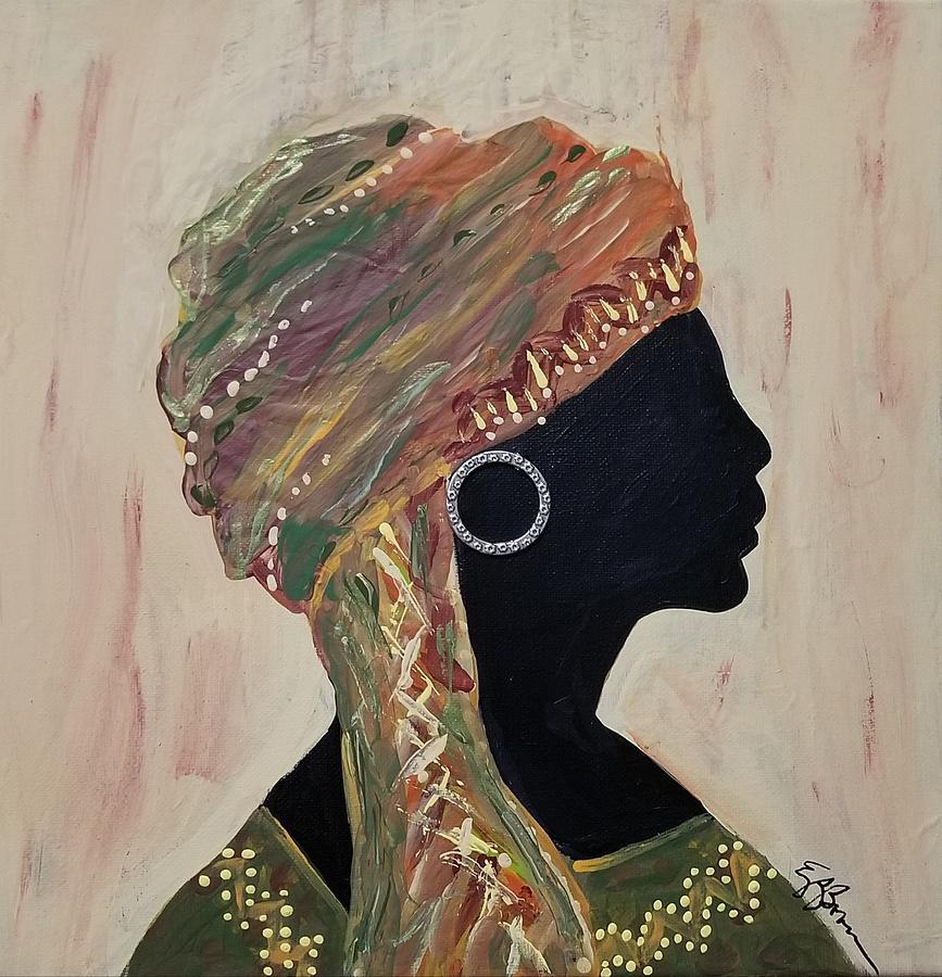 Nubian Beauty 1 by Elise Boam