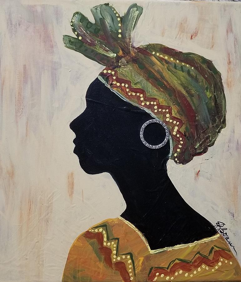 Nubian Beauty 2 by Elise Boam
