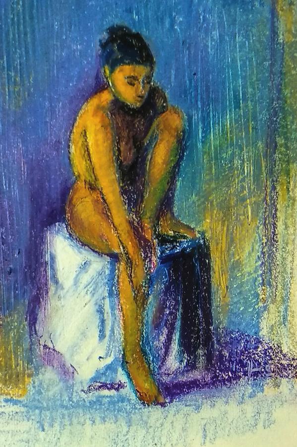 Nude by Asha Sudhaker Shenoy