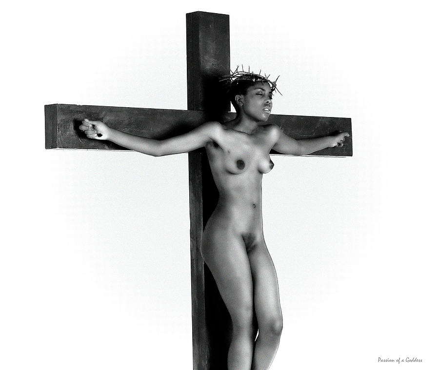 Christ crucified nude, hentai sex videos stepmother