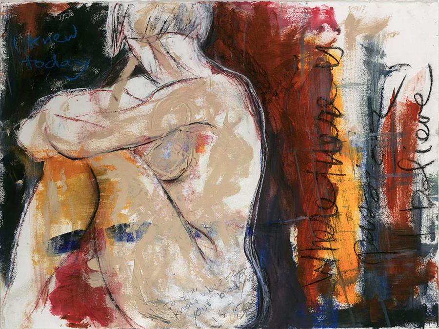 Nude by Jan Zoya