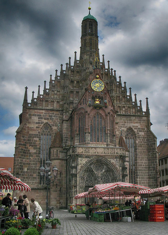 Nuremberg Cathedral by Doug Matthews