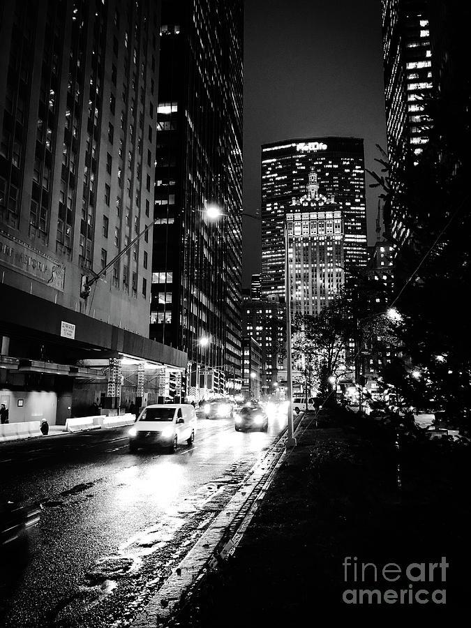 Nyc At Night- Helmsley Building, 1929 Photograph by JMerrickMedia