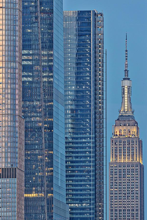 NYC Empire State Building  by Susan Candelario