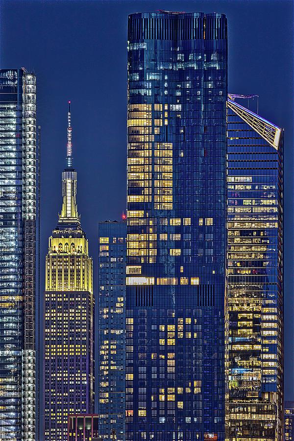 NYC ESB Empire State Building  by Susan Candelario