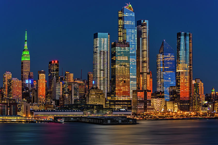 NYC Hello Hudson Yards  by Susan Candelario
