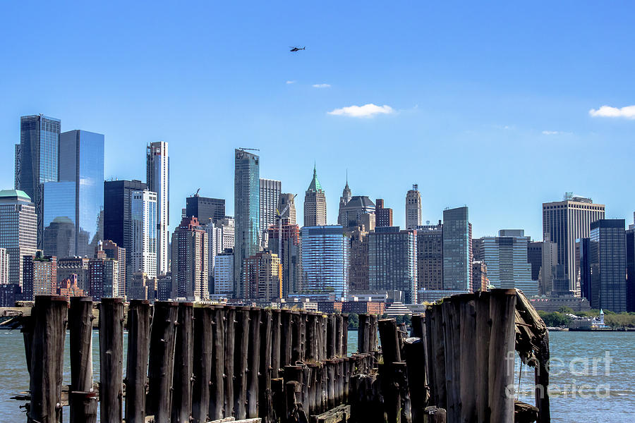 NYC Skyline by Colleen Kammerer