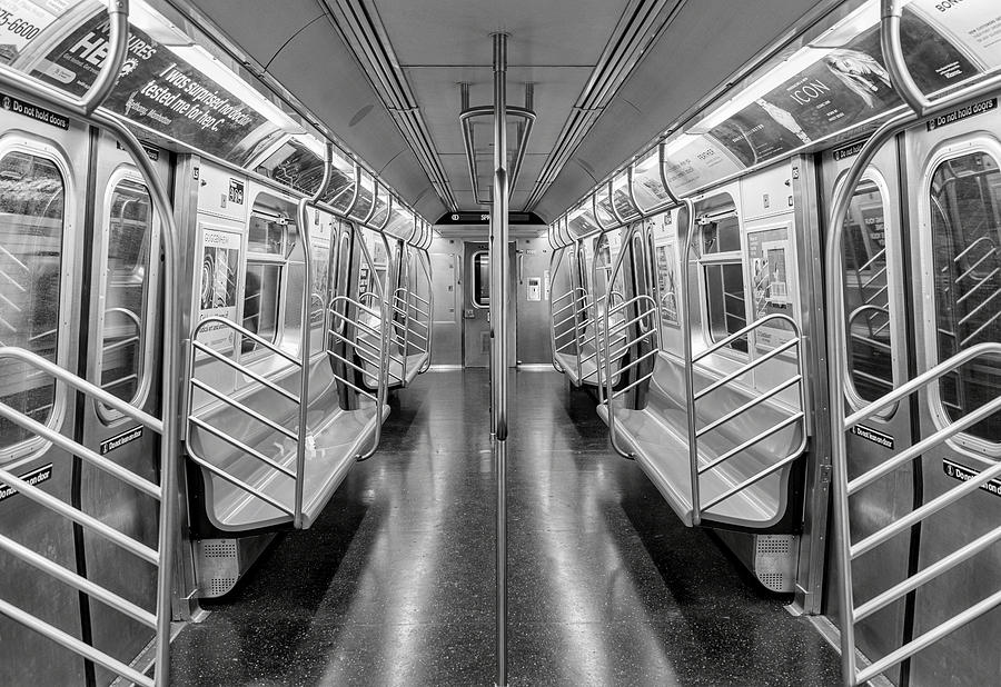 N Y C SUBWAY by RAND