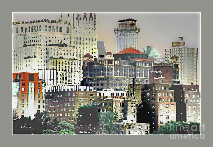 NYC - Upper West Side by Linda Parker