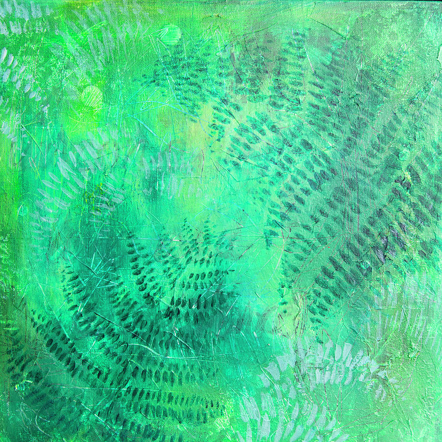 NZ Ferns by Jocelyn Friis