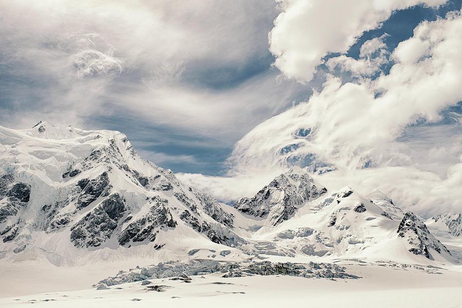 Nz Landscapes Photograph by Devon Strong