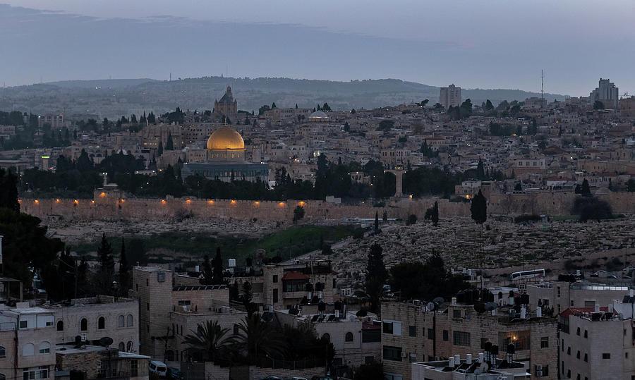 O Jerusalem by Boyce Fitzgerald