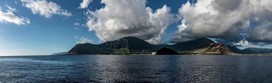 Oahu Hawaii Panoramic by Brian Johnson