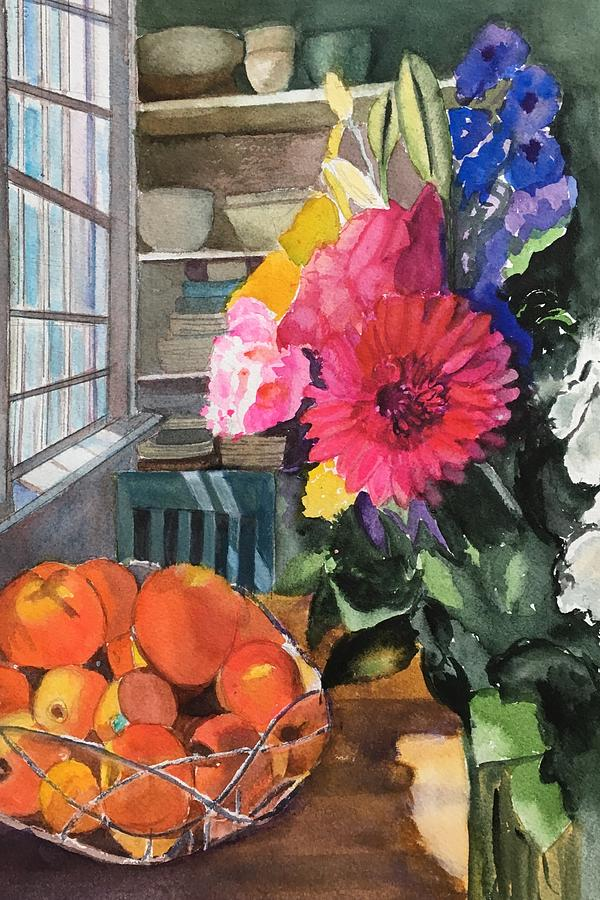 Oak Bluffs Kitchen by Lynne Atwood