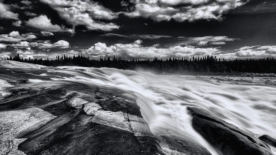 Oatmeal Rapids by Patrick Groleau
