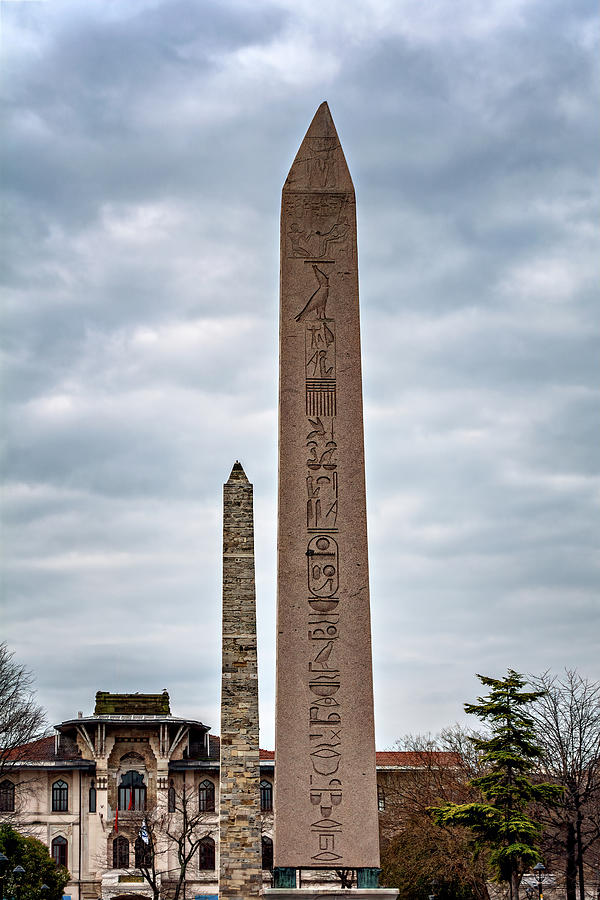 Obelisk of Theodosius by Maria Coulson