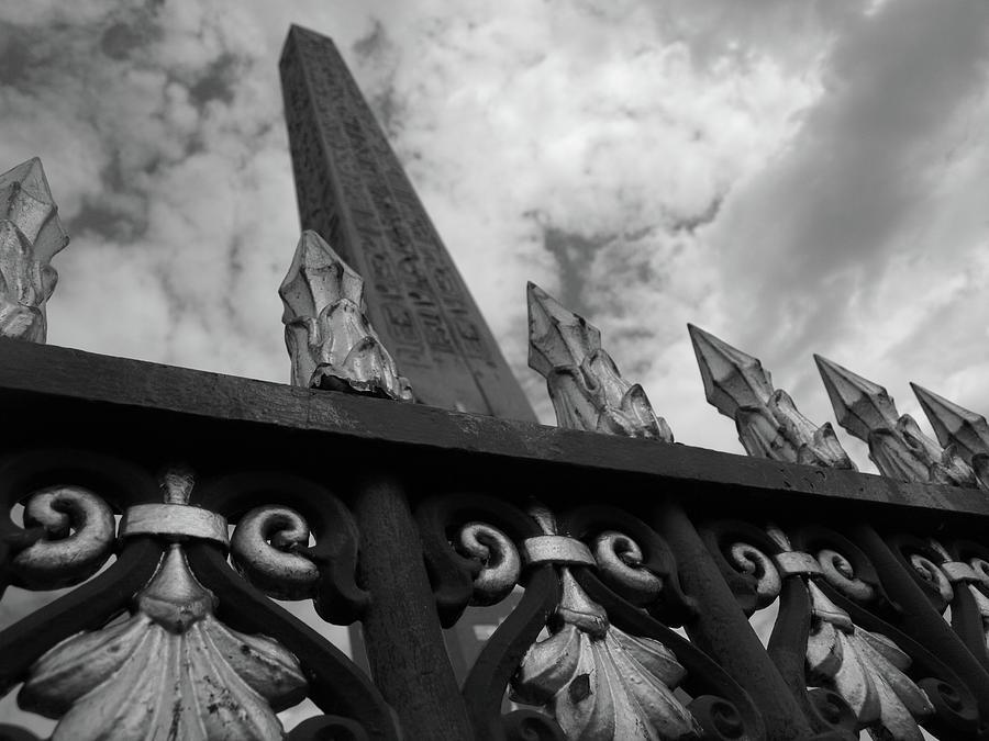 Obelisk Two by Edward Lee