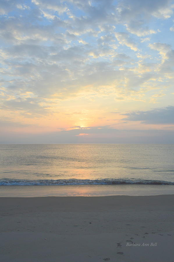 OBX Sunrise 2019 by Barbara Ann Bell