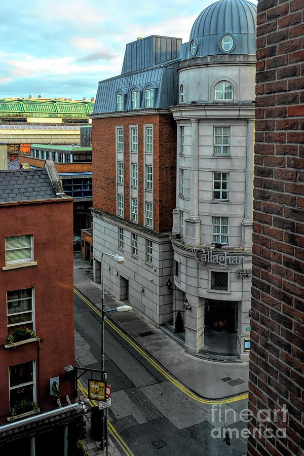 O' Callaghan Davenport Hotel, Dublin by Rebecca Carr