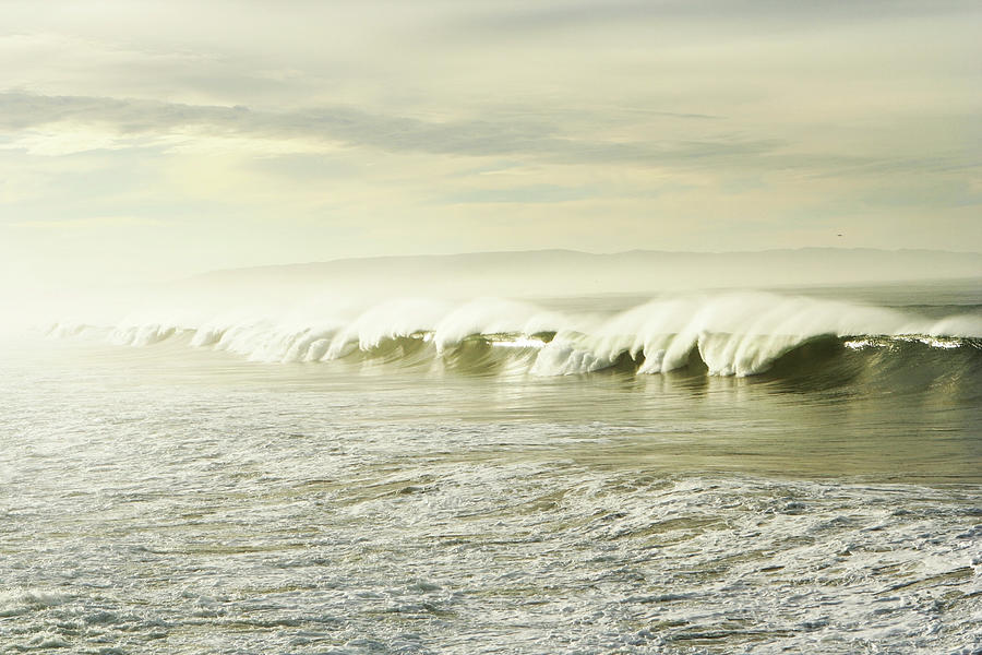 Ocean At Sunrise Photograph by Kevinruss