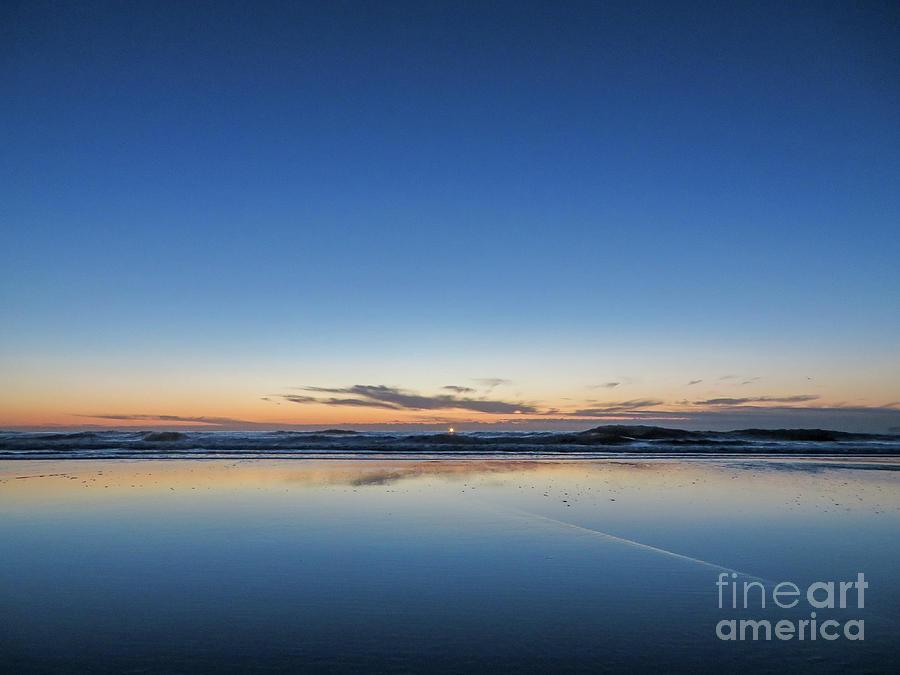 San Francisco Photograph - Ocean Beach San Francisco At Dusk by Eddie Hernandez