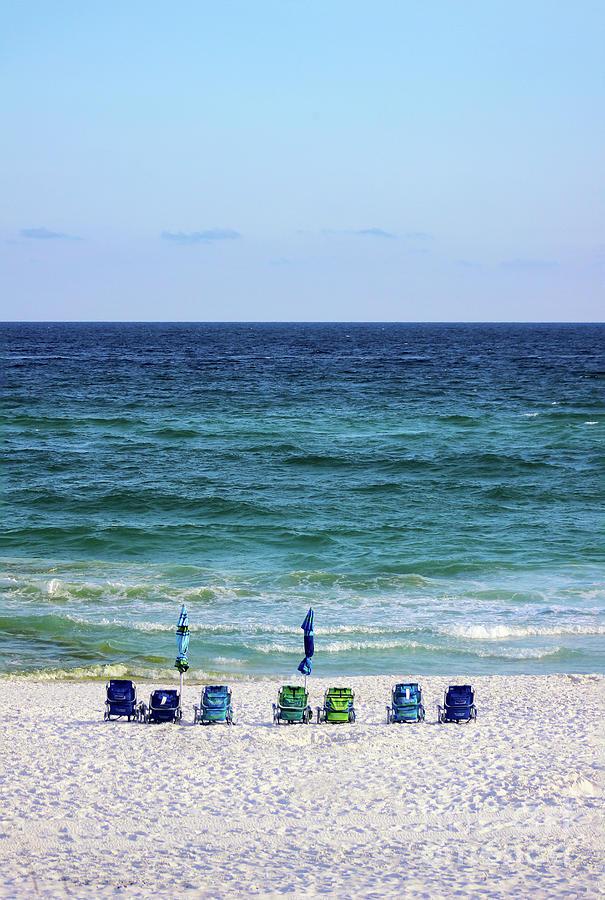 Ocean Blues by Karen Adams