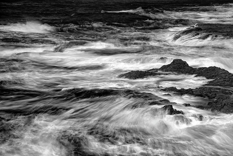 Ocean Churning II by Jon Glaser