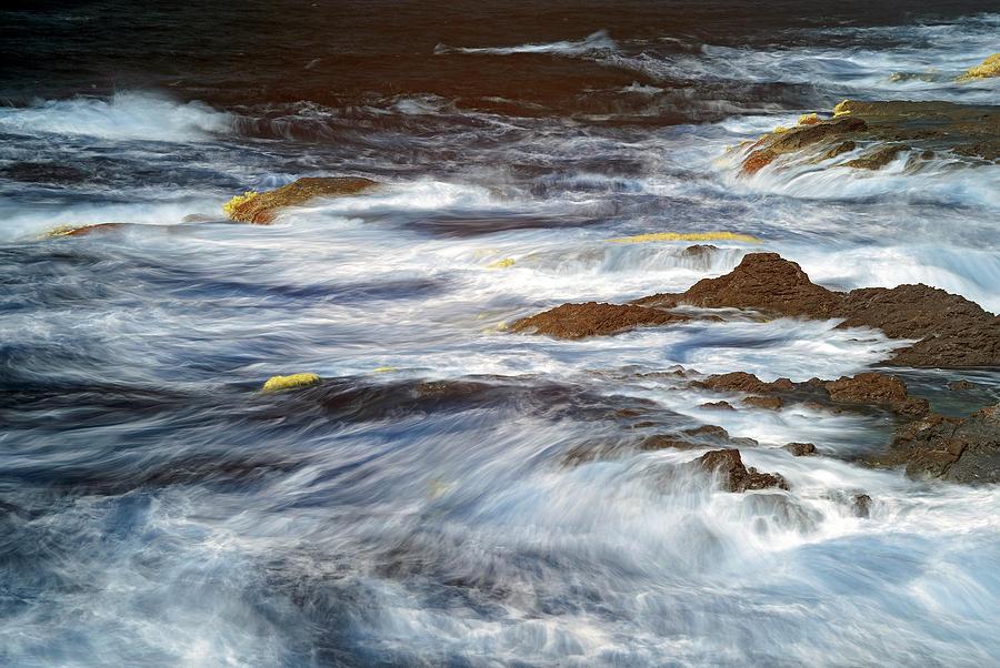 Ocean Churning by Jon Glaser