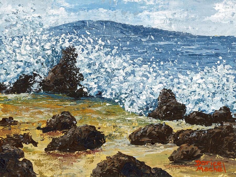 Ocean Energy by Darice Machel McGuire