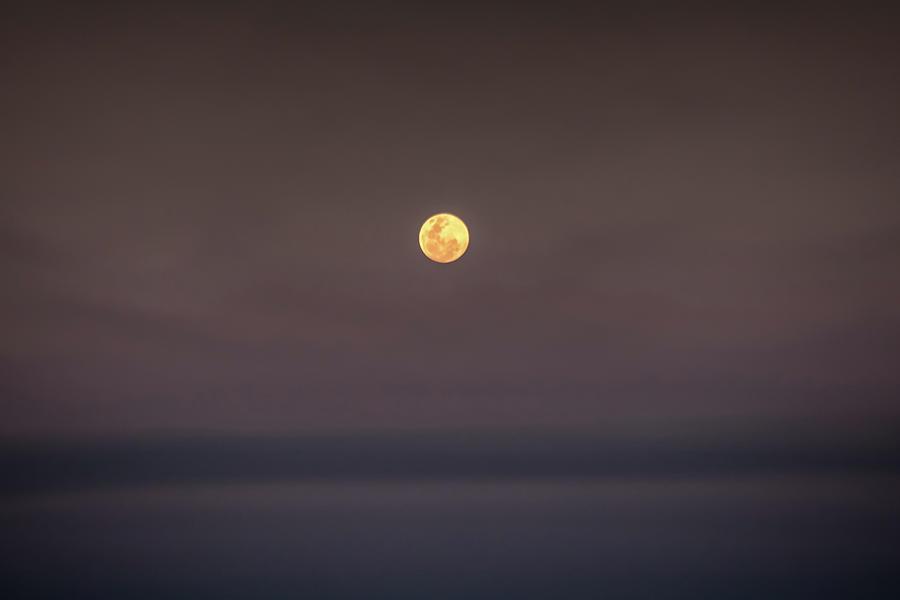 Ocean Moon by Uncle Arny