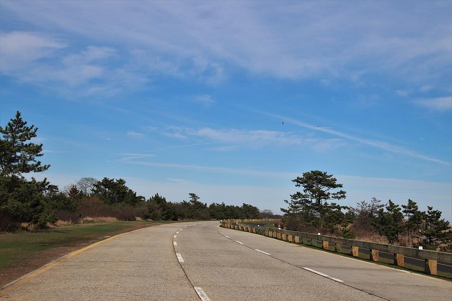 Ocean Parkway by Karen Silvestri