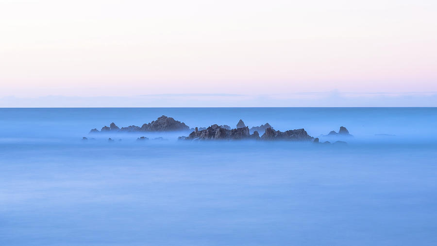Landscape Photograph - Ocean Peaks by Hamish Mitchell