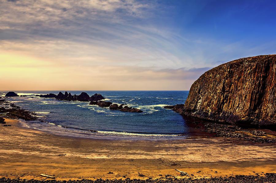 Ocean Rocks by Maria Coulson