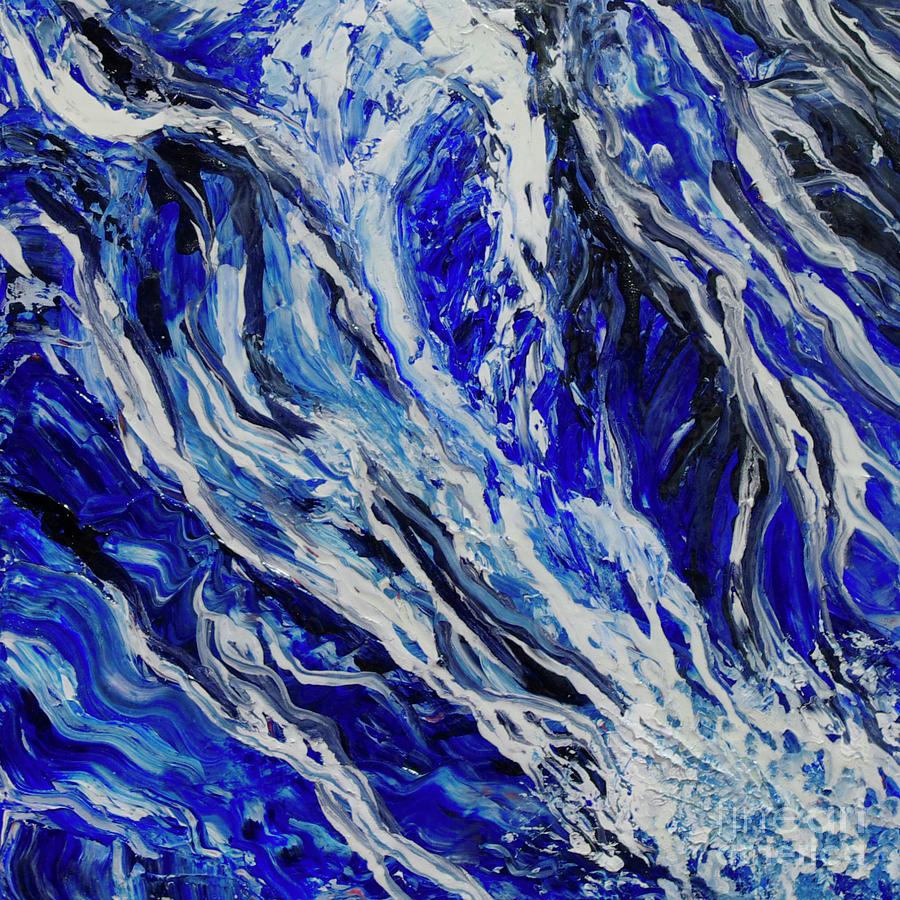 Ocean Streams by Shelly Leitheiser