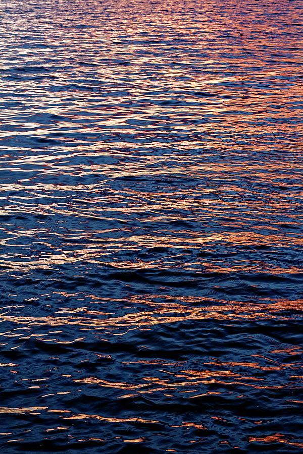 Ocean Surface No4 Photograph