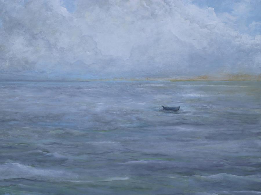 Silver Ocean by Alicia Maury
